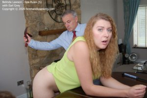 Firm Hand Spanking - Spa Rules - S - image 1