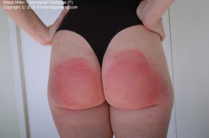 Firm Hand Spanking - Secretarial Challenge - F - image 8