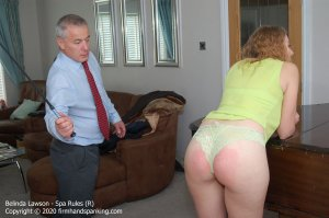 Firm Hand Spanking - Spa Rules - R - image 8