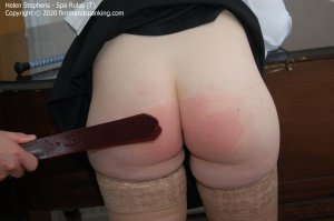 Firm Hand Spanking - Spa Rules - T - image 4