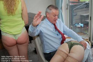 Firm Hand Spanking - Spa Rules - P - image 2