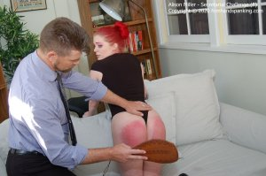 Firm Hand Spanking - Secretarial Challenge - F - image 5