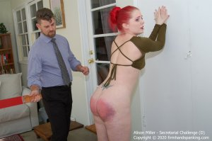 Firm Hand Spanking - Secretarial Challenge - D - image 4