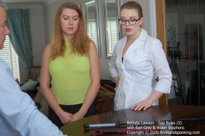 Firm Hand Spanking - Spa Rules - S - image 6