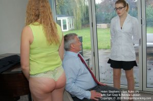 Firm Hand Spanking - Spa Rules - P - image 3