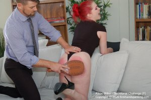 Firm Hand Spanking - Secretarial Challenge - F - image 4