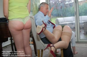 Firm Hand Spanking - Spa Rules - P - image 5