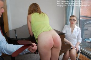 Firm Hand Spanking - Spa Rules - S - image 8