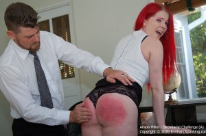 Firm Hand Spanking - Secretarial Challenge - A - image 9