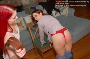 Firm Hand Spanking - Room-mate From Hell - C - image 3