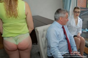 Firm Hand Spanking - Spa Rules - P - image 9