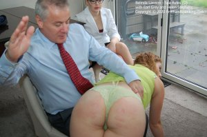 Firm Hand Spanking - Spa Rules - O - image 8