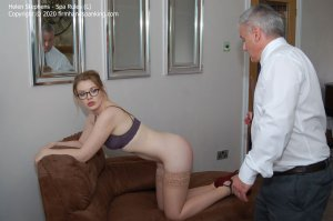 Firm Hand Spanking - Spa Rules - L - image 3