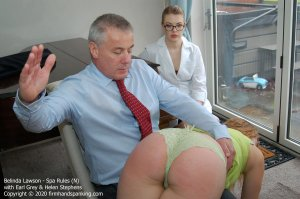 Firm Hand Spanking - Spa Rules - N - image 4