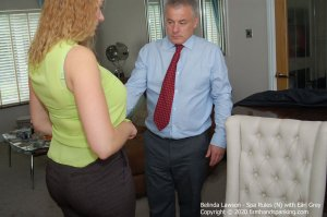 Firm Hand Spanking - Spa Rules - N - image 8