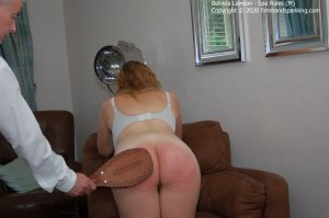 Firm Hand Spanking - Spa Rules - M - image 3