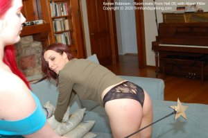 Firm Hand Spanking - Roommate From Hell - B - image 4
