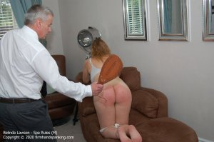 Firm Hand Spanking - Spa Rules - M - image 8