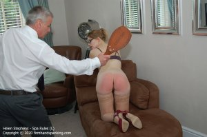 Firm Hand Spanking - Spa Rules - L - image 8