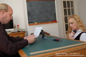 Firm Hand Spanking - The Facility - J - image 9
