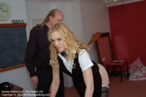 Firm Hand Spanking - The Facility - H - image 1