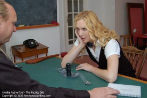 Firm Hand Spanking - The Facility - H - image 2