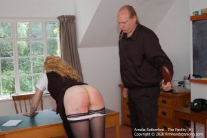 Firm Hand Spanking - The Facility - H - image 3
