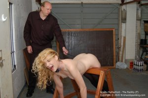 Firm Hand Spanking - The Facility - F - image 9