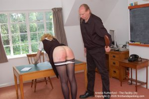 Firm Hand Spanking - The Facility - H - image 5