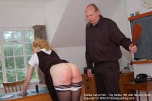 Firm Hand Spanking - The Facility - H - image 4