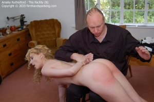 Firm Hand Spanking - The Facility - B - image 4
