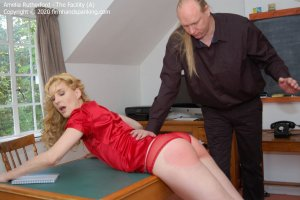 Firm Hand Spanking - The Facility - A - image 1