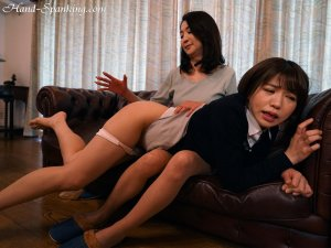 Hand Spanking - Manual Of Punishment - image 1