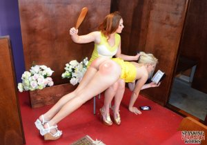 Spanking Veronica Works - Spanked By Church Counselor - image 7
