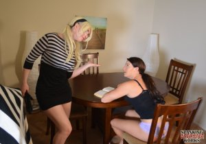 Spanking Veronica Works - Groundhogs Day Spanking - image 3