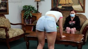 Real Spankings - Sneaking Out During Quarantine (part 1) - image 5