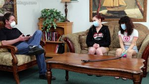 Real Spankings - Sneaking Out During Quarantine (part 1) - image 3