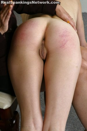 Real Spankings - Abbey's Punishment Profile - image 7