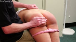 Real Spankings - Caught Shoplifting (part 1) - image 2