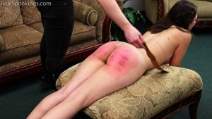 Real Spankings - Harlan's Otk And Strapping By Miss Betty (part 2 Of 2) - image 2