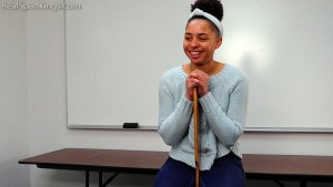 Real Spankings - School Swats: Arella - image 7