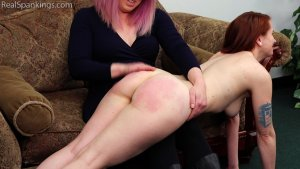 Real Spankings - Punishment Profile: Evyn - image 8