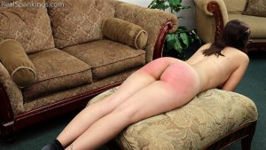 Real Spankings - Harlan's Otk And Strapping By Miss Betty (part 1 Of 2) - image 1