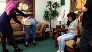 Real Spankings - Paddled At Home (part 2 Of 2) - image 6