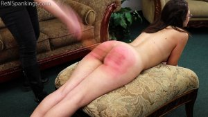 Real Spankings - Harlan's Otk And Strapping By Miss Betty (part 2 Of 2) - image 6