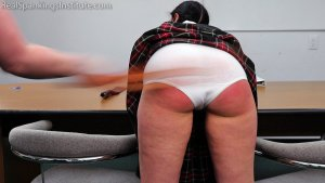 Real Spankings Institute - Lilith's Review With Miss Betty (part 1 Of 2) - image 6