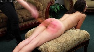 Real Spankings - Harlan's Otk And Strapping By Miss Betty (part 2 Of 2) - image 8