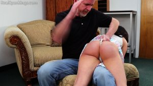 Real Spankings - Kiki Learns A Proper Lesson About Respect And Attitude (part 1) - image 3