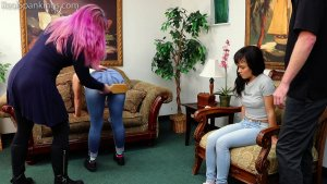Real Spankings - Paddled At Home (part 2 Of 2) - image 5