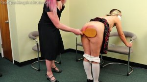 Real Spankings Institute - Double Dose From Miss Betty (part 2 Of 2) - image 5